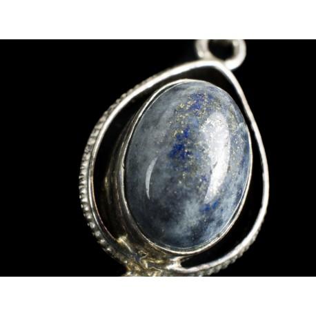 Lapis lazuli - náhrdelník, náušnice