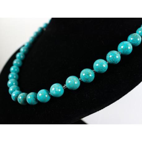 Tyrkenit - náhrdelník