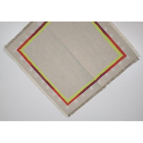 Martina Štecová - Maľovaný textil