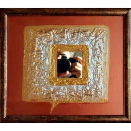 Obraz -Zrkadlo spoločnosti (2009)