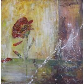 AKT 1. - ručne maľovaný obraz