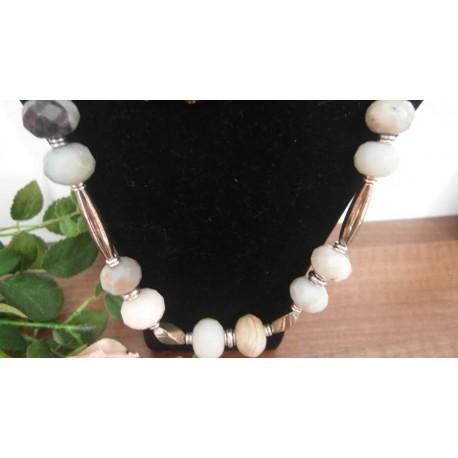 Amazonit-pyrit-náhrdelník-náramok-náušnice