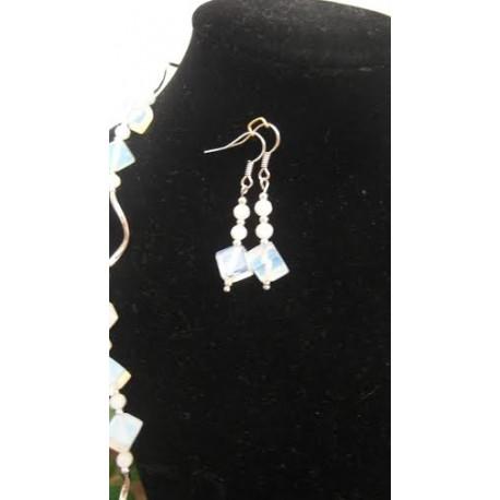 Opalit-náhrdelník-náušnice