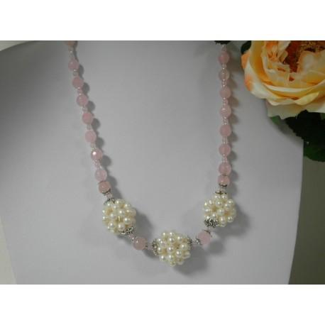 Ruženín, riečná perla, sada