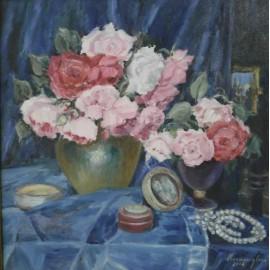 Esther Ksenzsighová - Ruže podľa Moussona