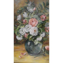 Esther Ksenzsighová - Ružová kytica