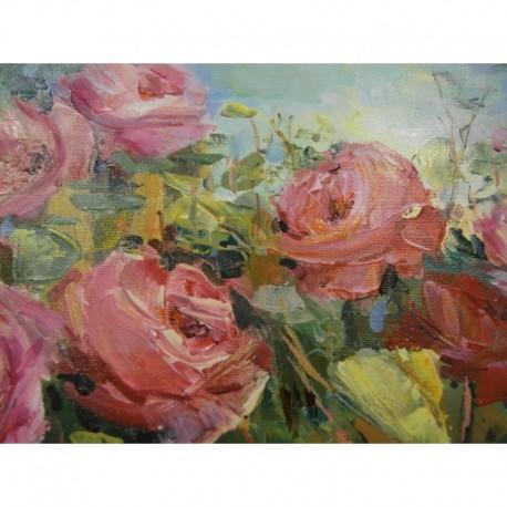 Esther Ksenzsighová - Vintage Ruže