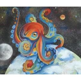 obraz - Chobotnica