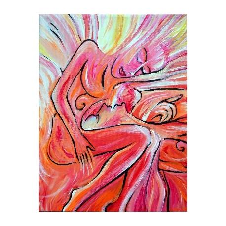 Obraz - V náručí lásky