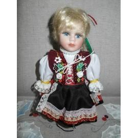 Krojovaná bábika - Zemplín - ARTDiELA