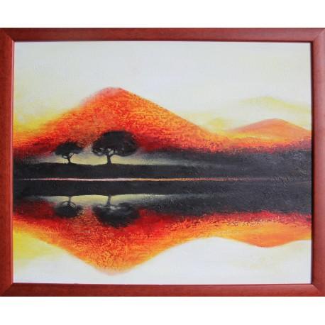 Obraz - Triptych Malé Tatry