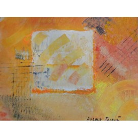 Obraz - Akryl na plátne - Egypt - Mgr.Zuzana Škopová