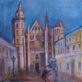 Obraz- Akryl- Košice- Eleonóra Kovalčíková
