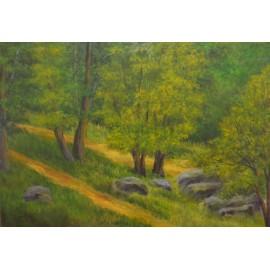 Obraz - Pri lese