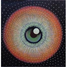 Obraz- Akryl - Stred vesmíru je práve tam, kde sa nachádzaš - Mgr. Art Kamil Jurašek