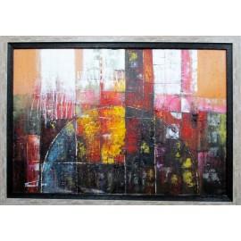Obraz - Olejomaľba - Abstrakt - Peter Treciak