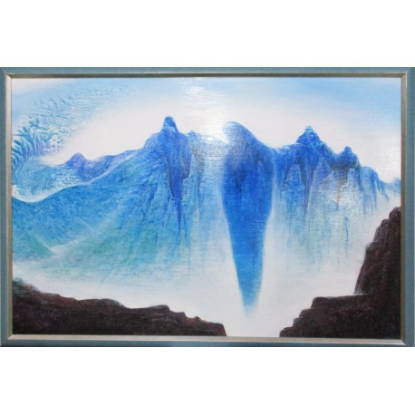 Obraz - Duše hôr II. (2013)