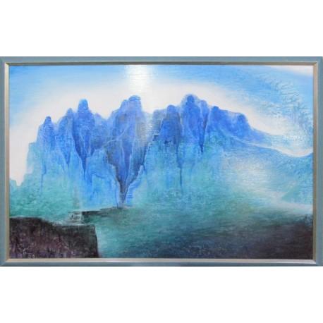 Obraz -Duše hôr I. (2013)