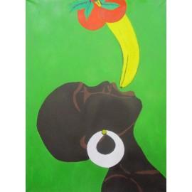 Obraz - Akryl - Africké ovocie - Lukas Polyák