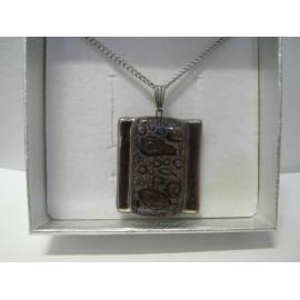 Sklenený šperk - náramok