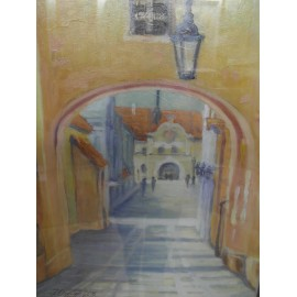 Obraz - Olejomaľba - Prešov - Jozef Onduš