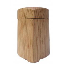 Jaromír Ivanko - Drevená dózička (drevo z olivovníka)