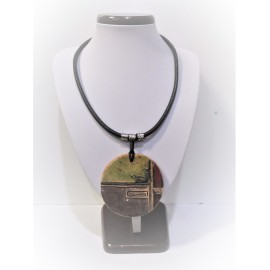 Keramický šperk č. 2- Mgr. Zuzana Čarnoká