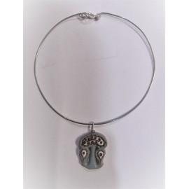 Keramický šperk č. 4- Mgr. Zuzana Čarnoká