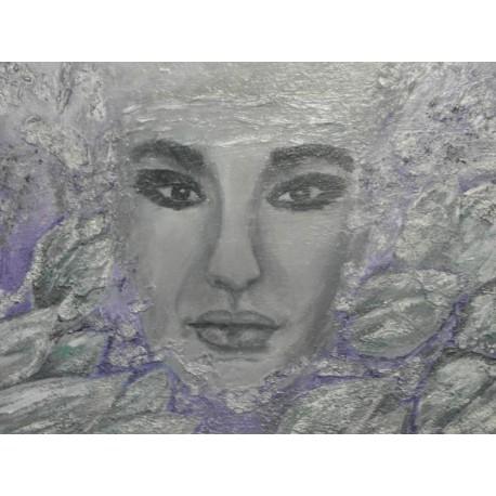 Obraz - Vo víre myšlienok