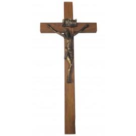 Bronz - Kríž - Umučenie - akademický sochár Maciek Syrek