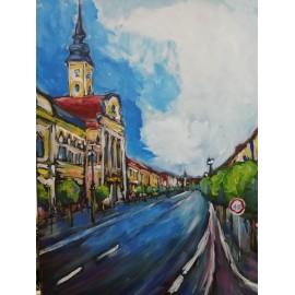Obraz - Prešov 10 - Viliam Volk