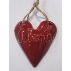 Keramika-Srdce-Mihoková