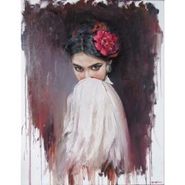 Obraz - Olejomaľba na plátne -Carmen- Igor Navrotskyi