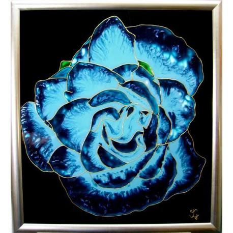 Obraz - Tyrkysová ruža