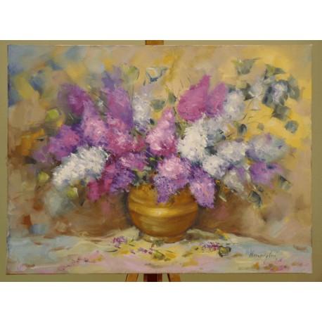 Obraz - Purple Rain, Emília Ksenzsighová