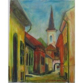 Hrnčianska ulica - Alexander Tabisz