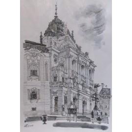 Obraz - S3 - Akad. mal. Ľudmila Studenniková
