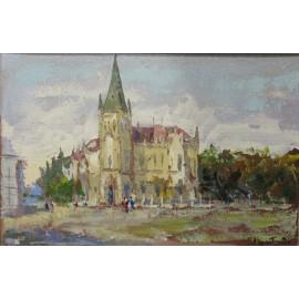 Akad. Mal. Varuzhan Agamyan - Jakabov Palác