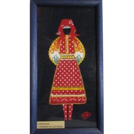 Krojovaná bábika - ARTDiELA