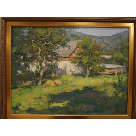 Obraz - Chalúpka