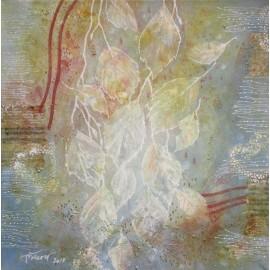 Obraz - Padajúce lístie V. - Martina Štecová