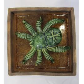 Keramika - Pavúk - Mihoková