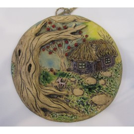 Keramika-Chalúpka- Mihoková