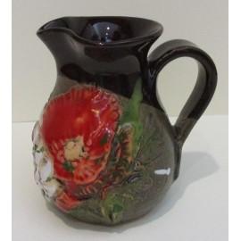 Keramika- Mliekovka- Maky - Ján Mokriš