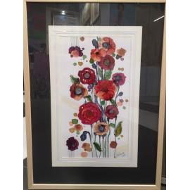 Obraz - Kompozícia so žltými kvetmi - Štecová M.