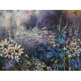 Obraz - Olejomaľba - Kvety 1 - Peter Treciak