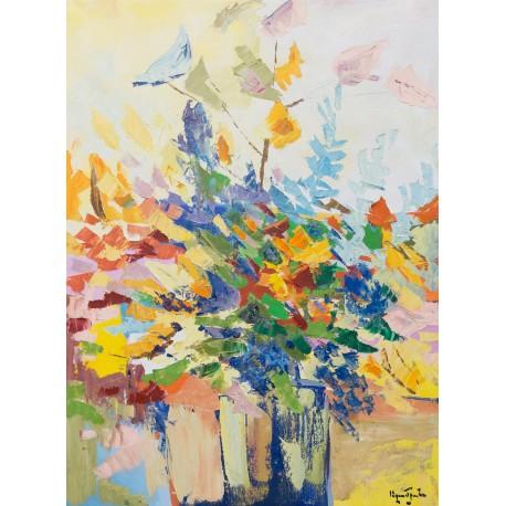 Akad. Mal. Varuzhan Aghamyan - Poľné kvety
