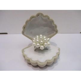 Prsteň -perly
