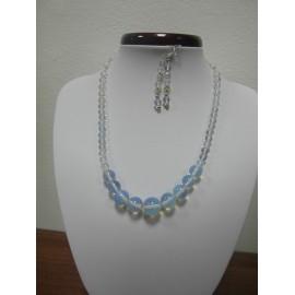 Opalit - náhrdelník,náušnice