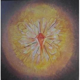 Obraz - Akryl + fosfor - A near soul - Mgr. Art Kamil Jurašek